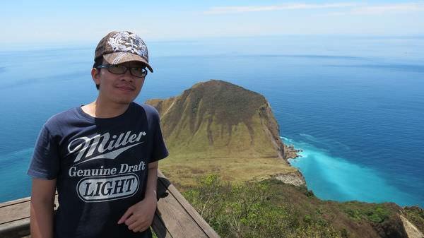龜山島之旅, 龜山島, 龜首