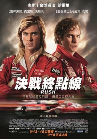 決戰終點線(Rush)