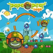Papa Pear Saga, facebook games