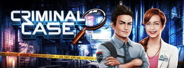 Criminal Case, facebook games