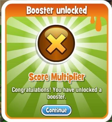 Papa Pear Saga, Score Multiplier