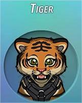 Criminal Case, 警犬商店, Tiger