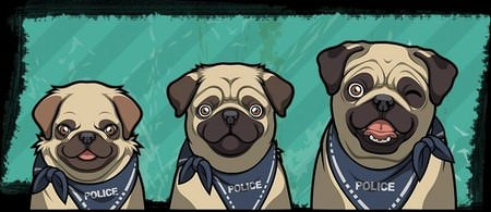 Criminal Case, 警犬商店, Pug