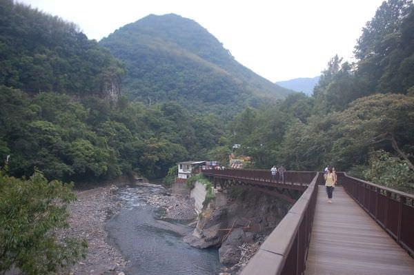 小烏來風景特定區, 桃園縣復興鄉
