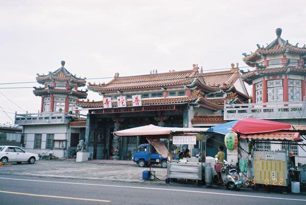 2005年環島, day3, 普陀寺