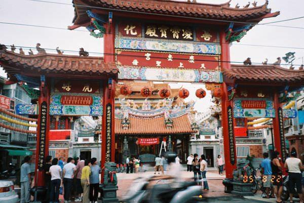 2005年環島, day3, 善化慶安宮