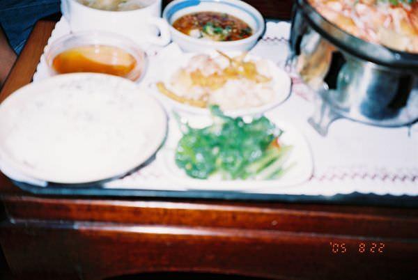 2005年環島, day3, 台南市 奉茶