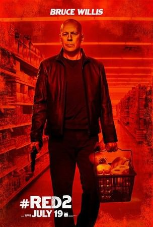 RED 2, Bruce Willis