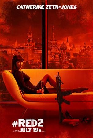 RED 2, Catherine Zeta-Jones