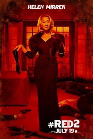 RED 2, Helen Mirren