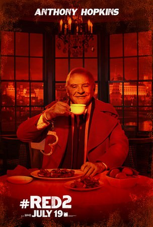 RED 2, Anthony Hopkins