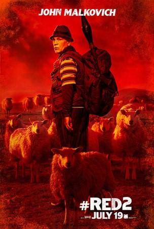 RED 2, John Malkovich