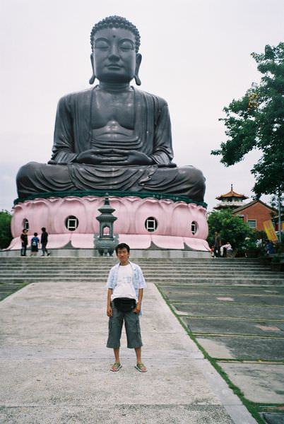 2005年環島, day2, 八卦山大佛風景區