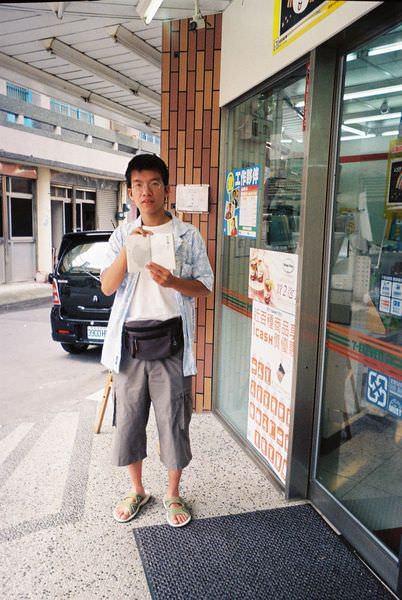2005年環島, day2, 319鄉鎮 大安