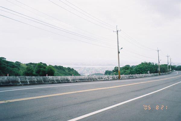 2005年環島, day2, 大肚山