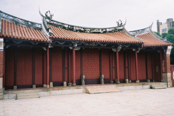 2005年環島, day2, 彰化孔子廟