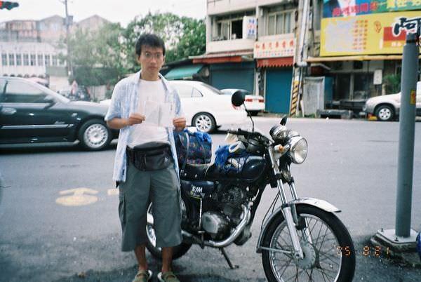 2005年環島, day2, 319鄉鎮 福興