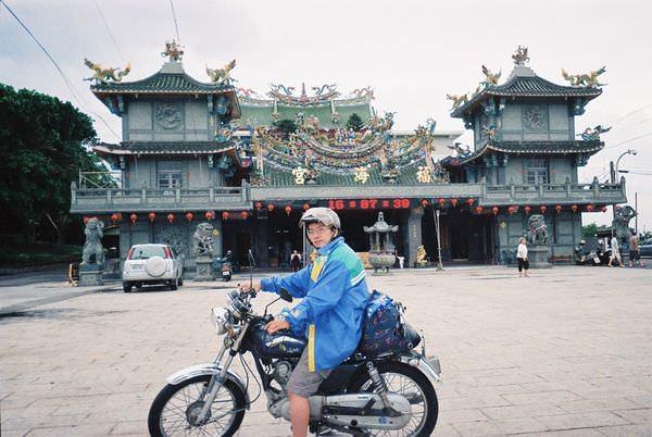 2005年環島, day2, 王功福海宮
