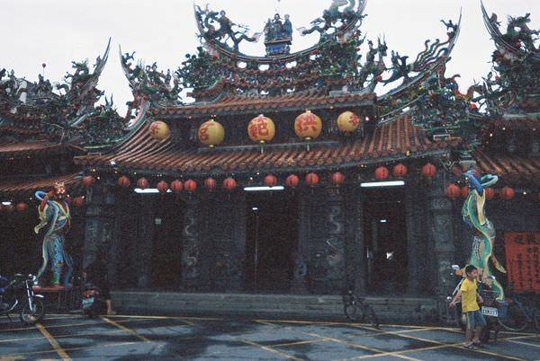 2005年環島, day2, 麥寮拱範宮