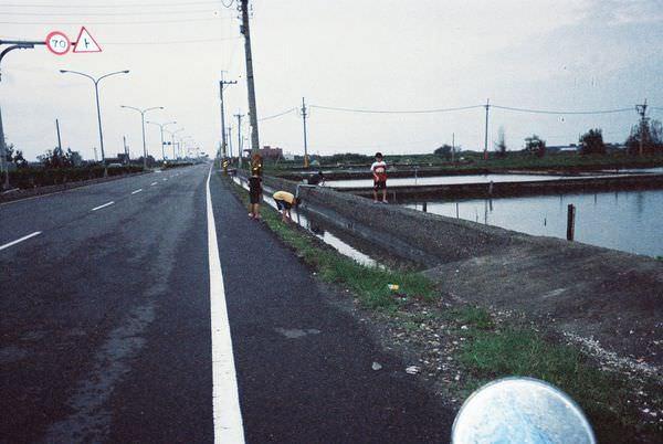 2005年環島, day2, 台西鄉