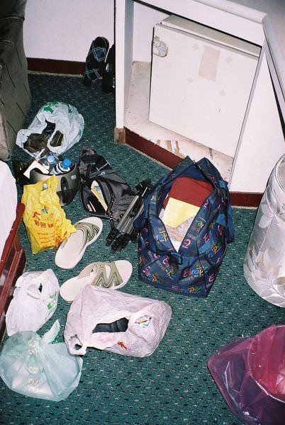 2005年環島, day2, 旅社