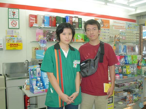 2005年環島, day1, 319鄉 新莊