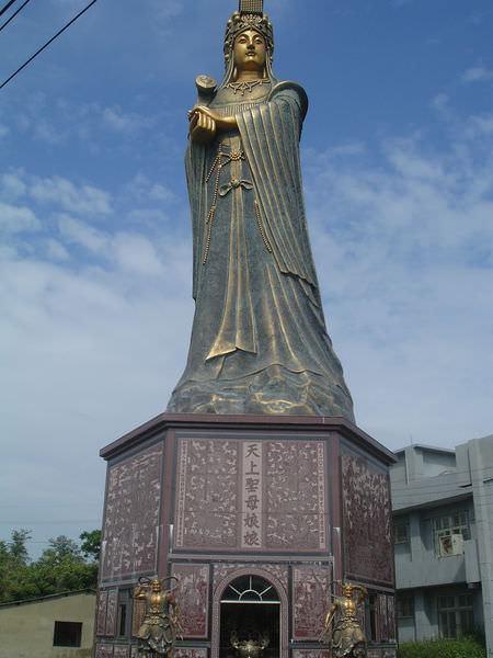 2005年環島, day1, 天上聖母娘娘