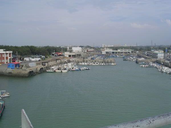 2005年環島, day1,  永安漁港