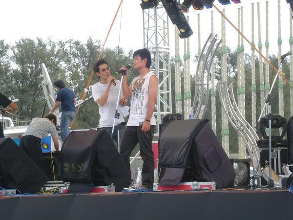 2005年環島, day1, 17公里觀光海洋音樂季