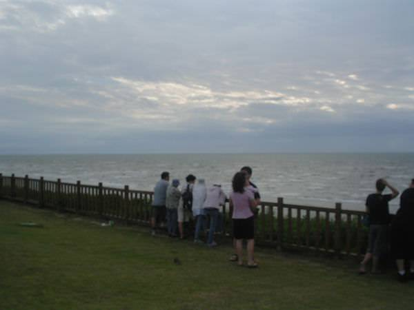 2005年環島, day1, 海天一線看海區