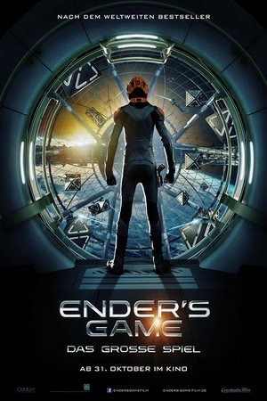 Ender's Game, movie