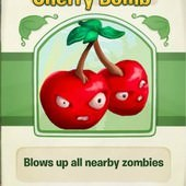 Plants vs. Zombies Adventures, Cherry Bomb