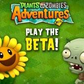 Plants vs. Zombies Adventures, Facebook games
