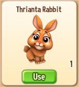 Royal Story, Thrianta Rabbit