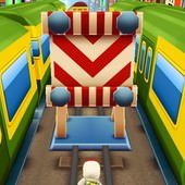 Subway Surfers, barriers