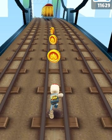 Subway Surfers, facebook games