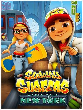 Subway Surfers, New York