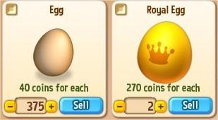 Royal Story, Royal Chicken