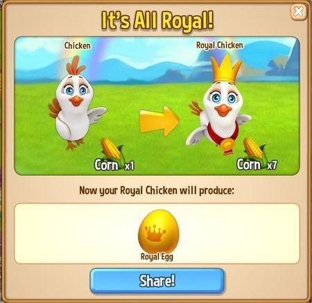 Royal Story, Royal Animals