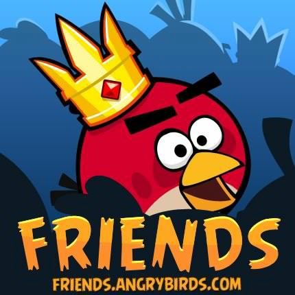 Angry Birds Friends, Facebook