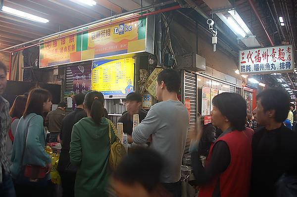 台中第二市場, 老賴茶棧