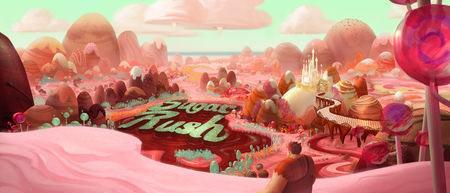 Wreck-It Ralph, Sugar Rush