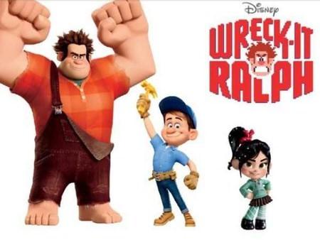 《無敵破壞王》(Wreck-It Ralph)