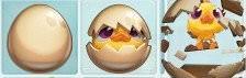 Farm Heroes Saga, Egg