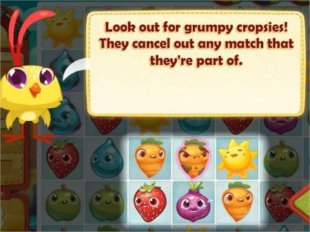 Farm Heroes Saga, Grumpy