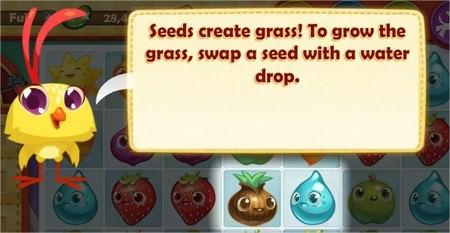 Farm Heroes Saga, Seeds