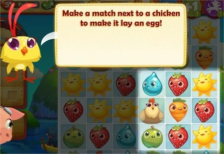 Farm Heroes Saga, Chicken