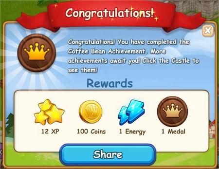 Royal Story, Achievements