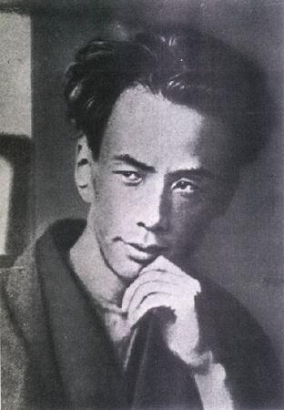 芥川龍之介(1892年-1927年)