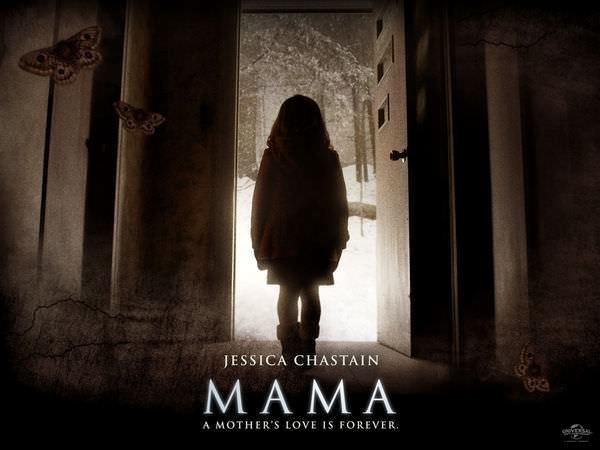 《母侵》(Mama)